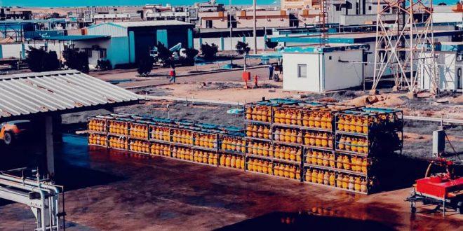 شركة البريقة تؤكد بأن عملية توزيع الغاز في العاصمة طرابلس تسير بشكل طبيعي